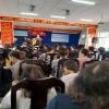 Tham gia học tập chính trị hè 2019